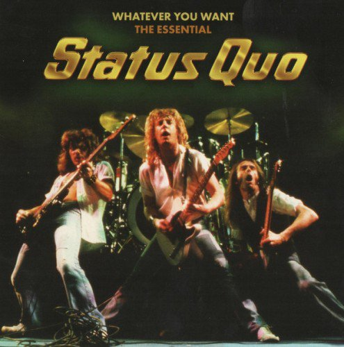 Status Quo - Whatever You Want, The Essential (3 CD) (2016) (FLAC)