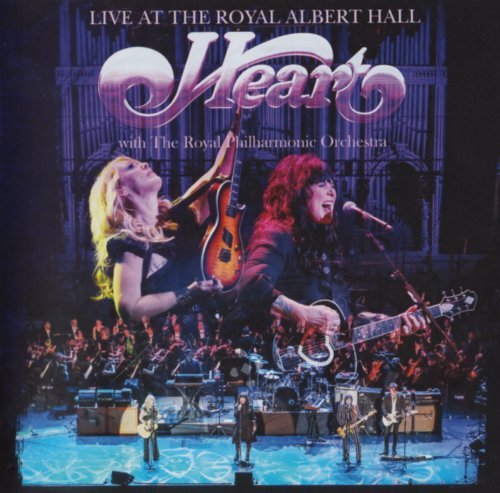Heart - Live At The Royal Albert Hall with The Royal Philharmonic Orchestra (2016)