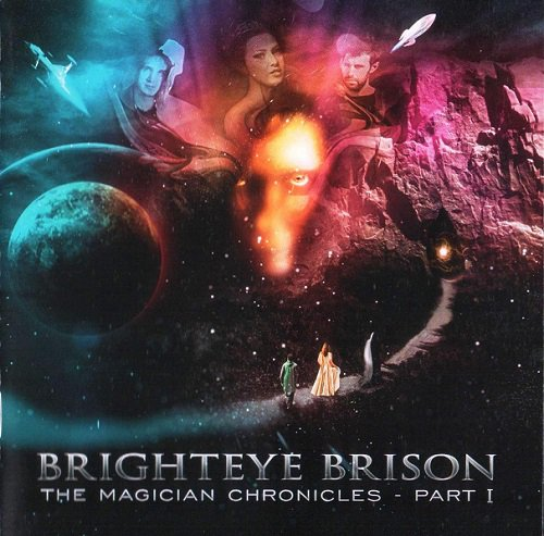 Brighteye Brison - The Magician Chronicles part 1 (2011)