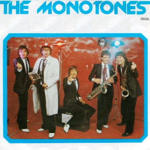 The Monotones - The Monotones: Singles 1979-80 (1980) [Vinyl Rip 24/96]