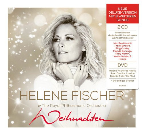 Helene Fischer & The Royal Philharmonic Orchestra - Weihnachten [Deluxe Edition] (2016)
