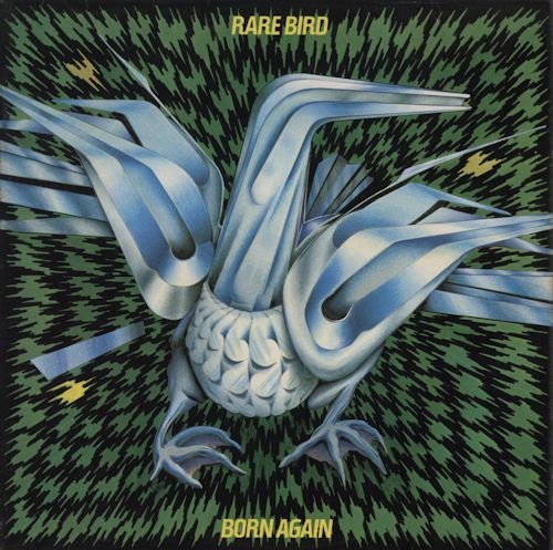 Rare Bird – Born Again [Polydor – 2383 274, UK, LP, (VinylRip 24/192)] (1974)