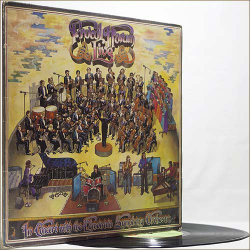 Procol Harum - The Concert with the Orchestra (Live) (1972) (Vinyl)