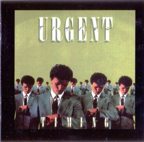 Urgent - Timing (1984) [Reissue 1995]