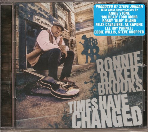 Ronnie Baker Brooks - Times Have Changed (2017)