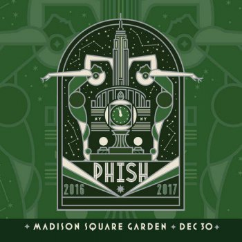 Phish - 2016-12-30 Madison Square Garden, NYC, NY (2016)