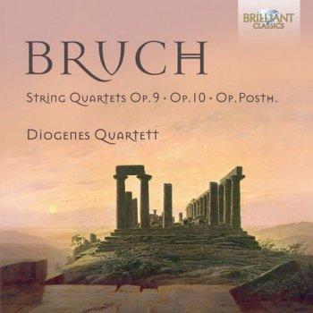 Diogenes Quartett - Bruch: String Quartets, Op. 9 & 10 (2016)