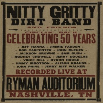 The Nitty Gritty Dirt Band - Circlin' Back: Celebrating 50 Years (2016) [HDtracks]