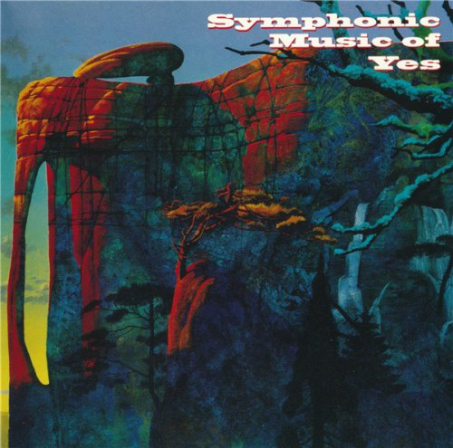 The London Philharmonic Orchestra - Symphonic Music Of Yes (1993)