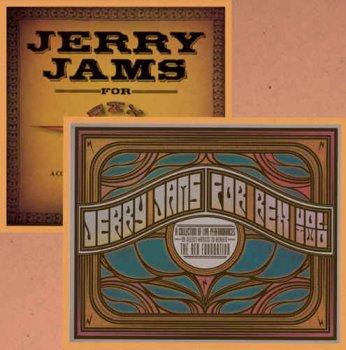 VA - Jerry Jams for Rex Volume I & II (2010-2011)