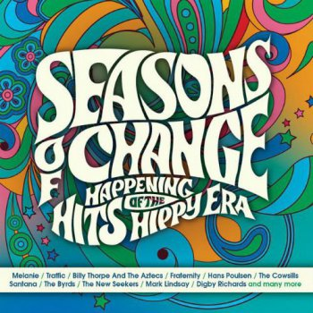 VA - Seasons Of Change: Happening Hits Of The Hippy Era [3CD Box Set] (2016)