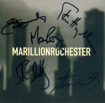 Marillion - Marillionrochester [2CD Limited Edition] (1998)