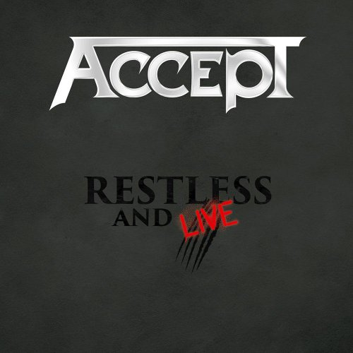 Accept - Restless and Live: Live In Europe [2CD] (2017)