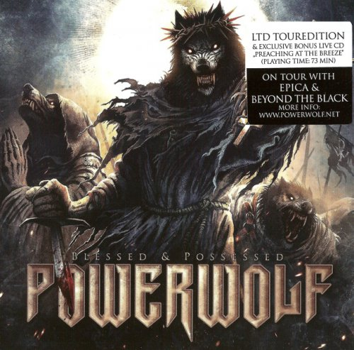 Powerwolf - Blessed & Possessed (2CD) [Tour Edition] (2017)