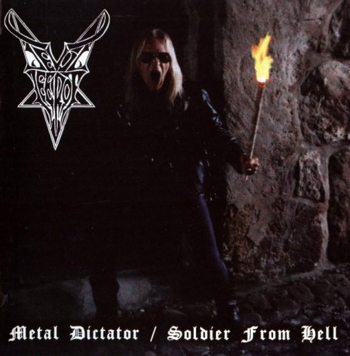 Devil Lee Rot - Metal Dictator | Soldiers From Hell (2003)