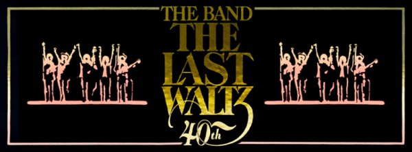 The Band: 1978 The Last Waltz / 4CD + Blu-ray 40 Anniversary Deluxe Box Set Rhino Records 2016