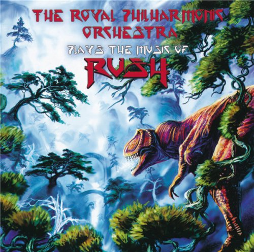 The Royal Philharmonic Orchestra - Plays The Music Of Rush (2012)