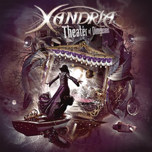 Xandria - Theater Of Dimensions [2CD] (2017)