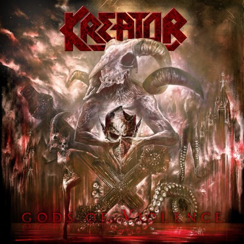 Kreator - Gods Of Violence [3CD] (2017)