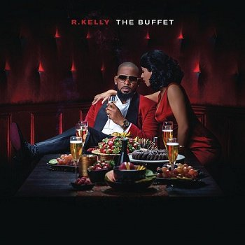 R. Kelly - The Buffet (Japan Edition) (2015)