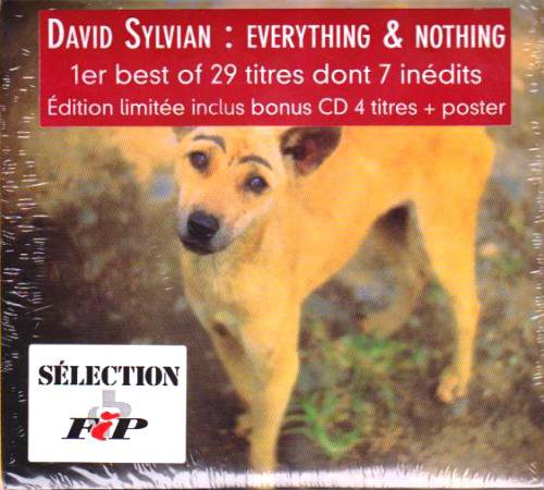 David Sylvian - Everything And Nothing [3CD] (2000)