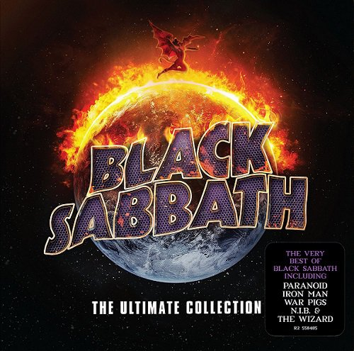 Black Sabbath - The Ultimate Collection (2017)