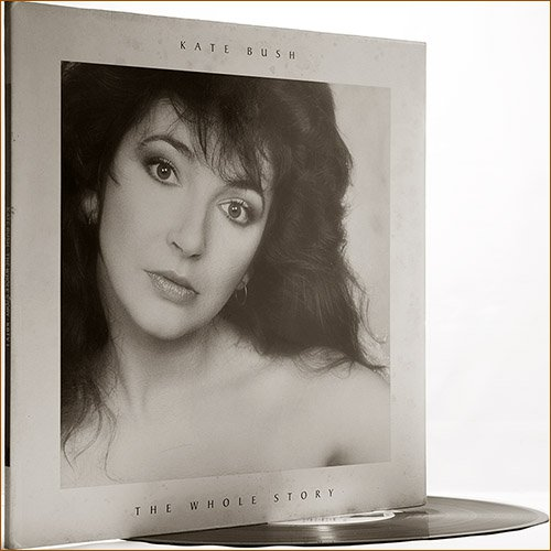 Kate Bush - The Whole Story (1986) (Vinyl)