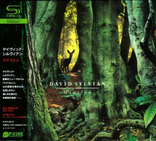 David Sylvian - Manafon (2009) [Japan SHM-CD]
