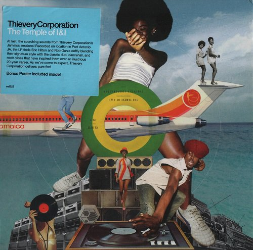 Thievery Corporation - Temple of I & I (2017)