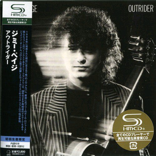 Jimmy Page - Outrider [Japan SHM-CD] (1988)