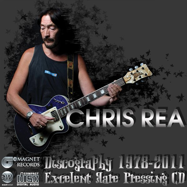 CHRIS REA - Discography (35 x CD • Magnet Records Ltd. • 1978-2011)