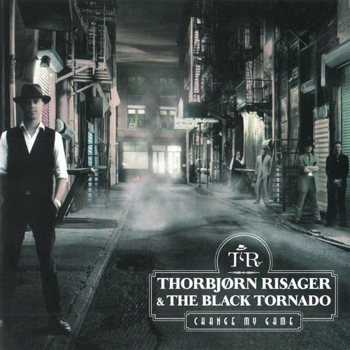 Thorbjorn Risager & The Black Tornado - Change My Game (2017)