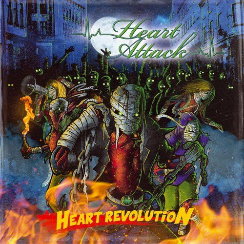 Heart Attack - Heart Revolution (2015)