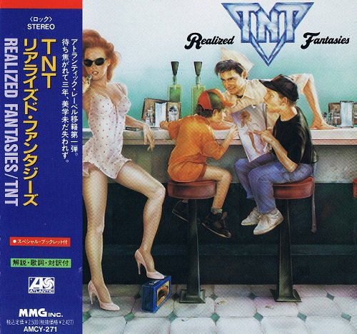 TNT - Realized Fantasies [Japanese Edition] (1992)