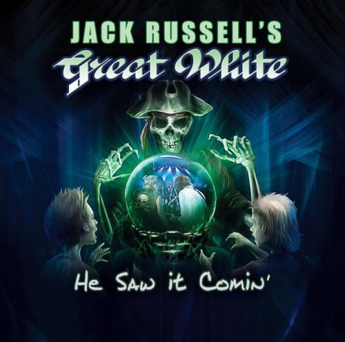 Jack Russell's Great White - He Saw It Comin' (2017)
