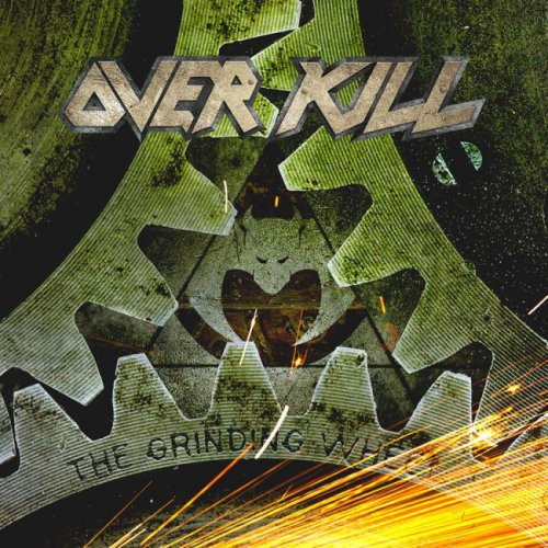 Overkill - The Grinding Wheel [Limited Edition] (2017)