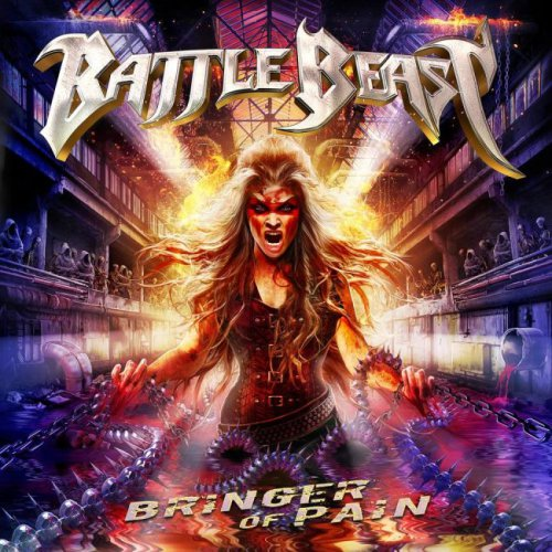 Battle Beast - Bringer Of Pain [Limited Edition] (2017)