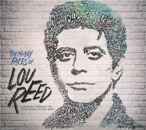 VA - The Many Faces Of Lou Reed - A Journey Through The Inner World Of Lou Reed (3CD Box 2016)