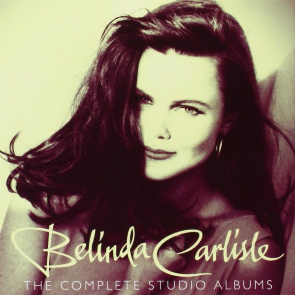 Belinda Carlisle: 2014 Complete Studio Albums - 7CD Box Set Edsel Records