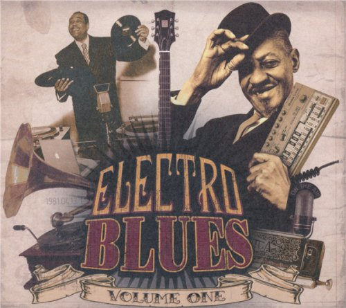 VA - Electro Blues Vol.1 (2CD 2013)