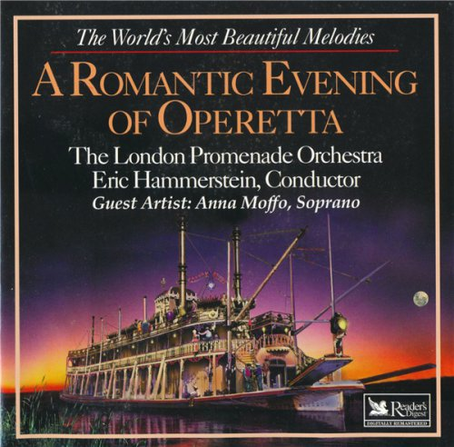 The London Promenade Orchestra - A Romantic Evening Of Operetta (2001)