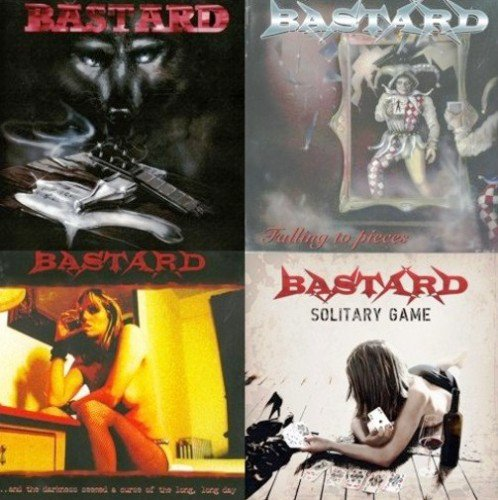 Bastard - Discography (1996-2013) [Web Release]