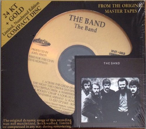 THE BAND «The Band» (1969) (US 2009 Audio Fidelity • AFZ 032)