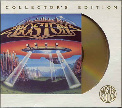BOSTON «Don't Look Back» (1978) (US 1994 Epic Legacy MasterSound SBM • EK 66404)