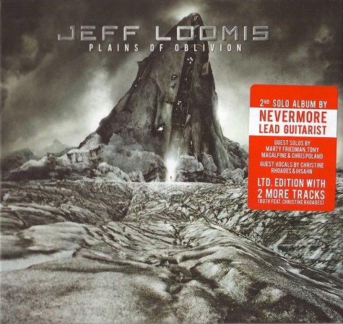 Jeff Loomis - Plains Of Obliveon [Limited Edition] (2012)