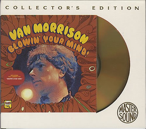 VAN MORRISON - Blowin' Your Mind! (1967) (US 1995 Epic Legacy MasterSound SBM • ZK 66220)