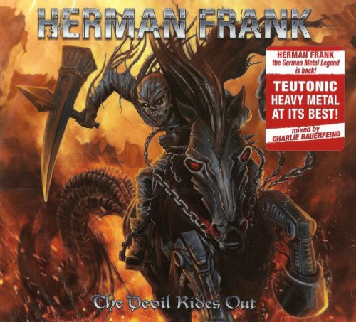 Herman Frank - The Devils Rides Out [2CD] (2016)