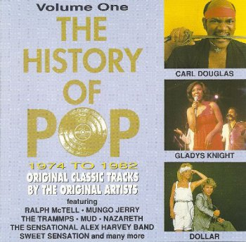 VA - The History Of Pop 1974 To 1982 [4CD Box Set] (1993)