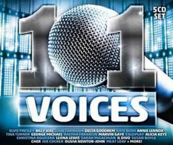 VA - 101 Voices [5CD Box Set] (2012)