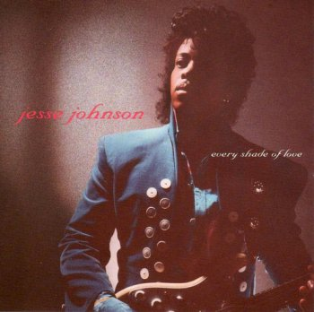 Jesse Johnson - Every Shade of Love (1988)